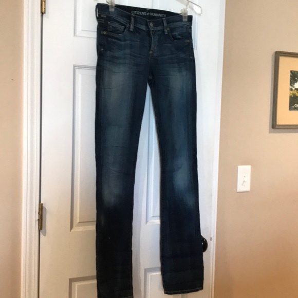 Citizens Of Humanity Denim - Citizens of Humanity Jeans straight leg 26